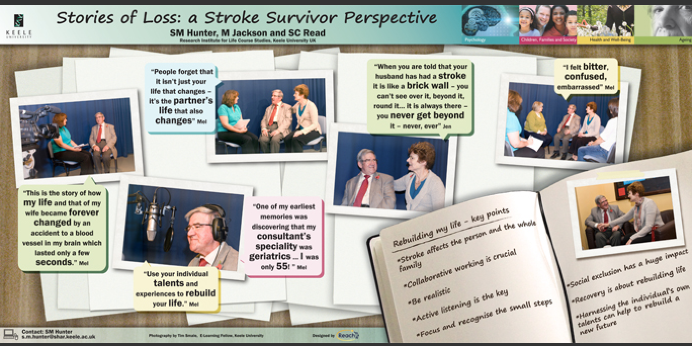 Stories of Loss: a Stroke Survivor Perspective